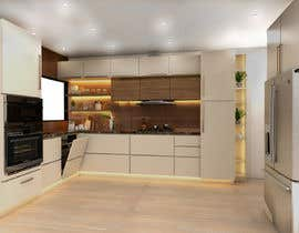 #39 for Kitchen design and modelling by cherryscake