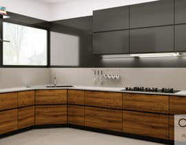 #8 for Kitchen design and modelling by tonarch