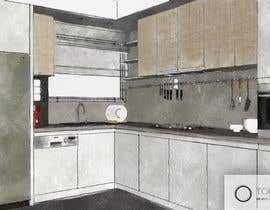 #42 for Kitchen design and modelling by tonarch