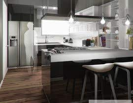 #43 for Kitchen design and modelling by tonarch