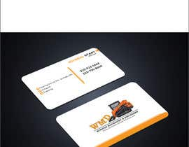 #26 for Company Vehicle Sign and Business Cards af SASA930