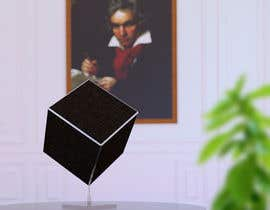 #128 for Photo Realistic Rendering of 3D Cube on photo realistic table by shawnlee91