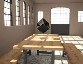 #113 for Photo Realistic Rendering of 3D Cube on photo realistic table by rajthalavoor