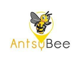 #254 for Logo design for brand AntsyBee af mmmoizbaig