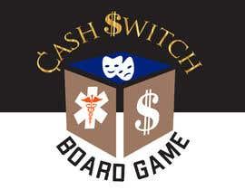 Romanchisty tarafından Logo for a Board Game called CASH SWITCH için no 17