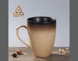#63 for I need a [tea shop, bubble tea shop] logo and cup design. Need design on : 1. Name on cup 2. Logo on cup 3. Logo on top.  I need the logo by it self and shows on the cup.  Sign design too.   The example is on the picture of attachment. af creativeparvez