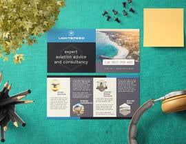 #20 untuk Design DL Landscape Flyer oleh SKKawsarHossain