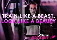Graphic Design Entri Peraduan #1 for ladies fitness sports gym wall poster designs  - 15/04/2019 04:04 EDT