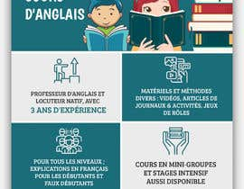 #27 for Flyers to promote private English classes in France af SLP2008
