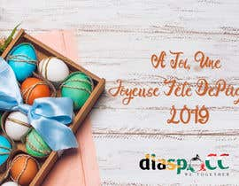 #15 for Happy Easter design - 2019 by FALL3N0005000