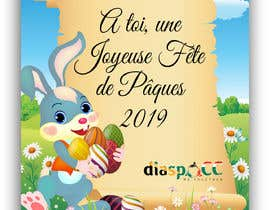 #7 for Happy Easter design - 2019 by Hannahyan