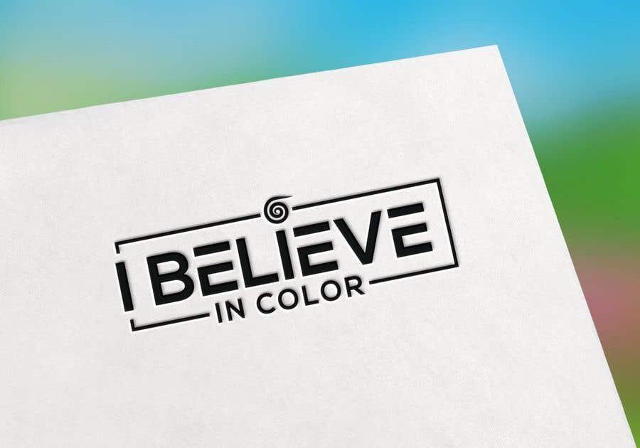 Kilpailutyö #83 kilpailussa Create company logo for video / photography studio. I Believe in Color