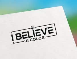 #83 cho Create company logo for video / photography studio. I Believe in Color bởi mastermsc20