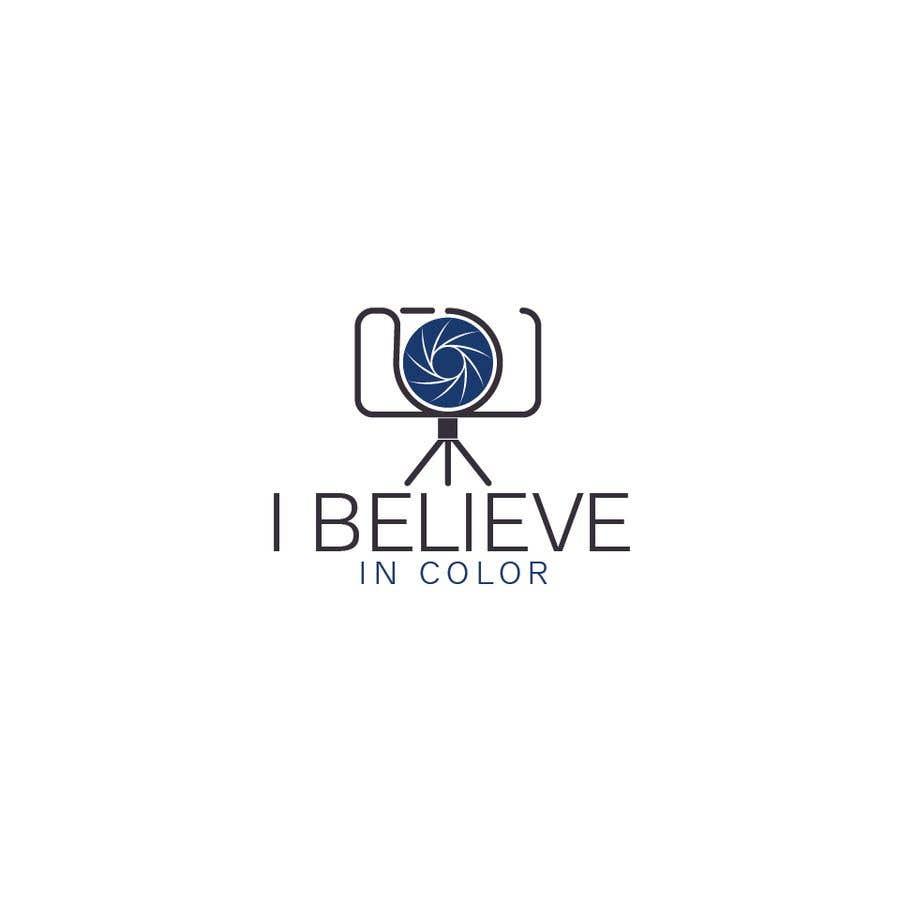 Kilpailutyö #85 kilpailussa Create company logo for video / photography studio. I Believe in Color