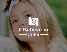 #30 cho Create company logo for video / photography studio. I Believe in Color bởi salinaakhter0000