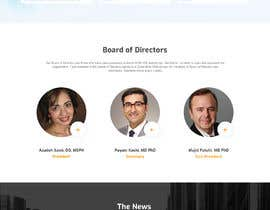 #10 for UI designer for creating the design theme and templates for a Website af saidesigner87