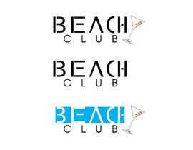 #155 untuk BeachClub Logo Design oleh SamehFikry10