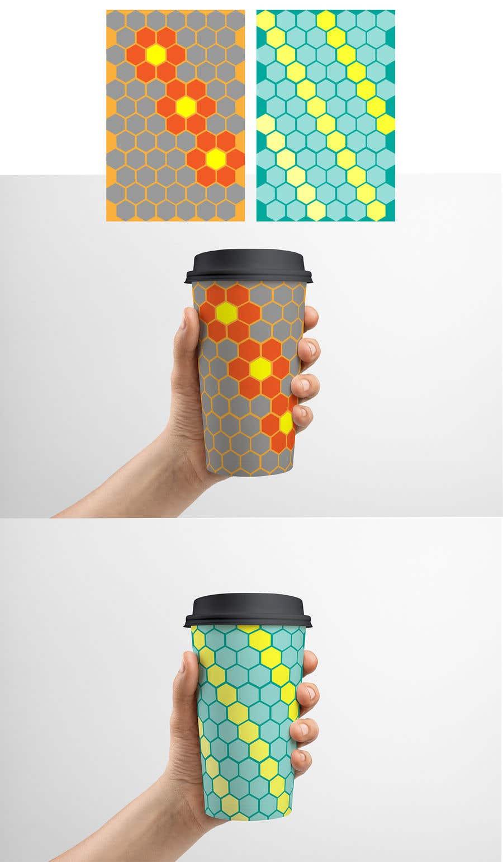 Bài tham dự cuộc thi #5 cho I need two designs for a reusable coffe mug