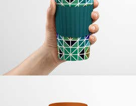 #19 for I need two designs for a reusable coffe mug by pgaak2
