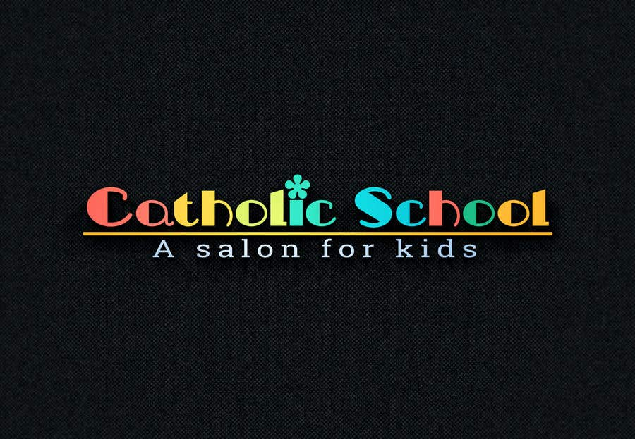 Contest Entry #13 for Recreate this Logo for  Catholic School