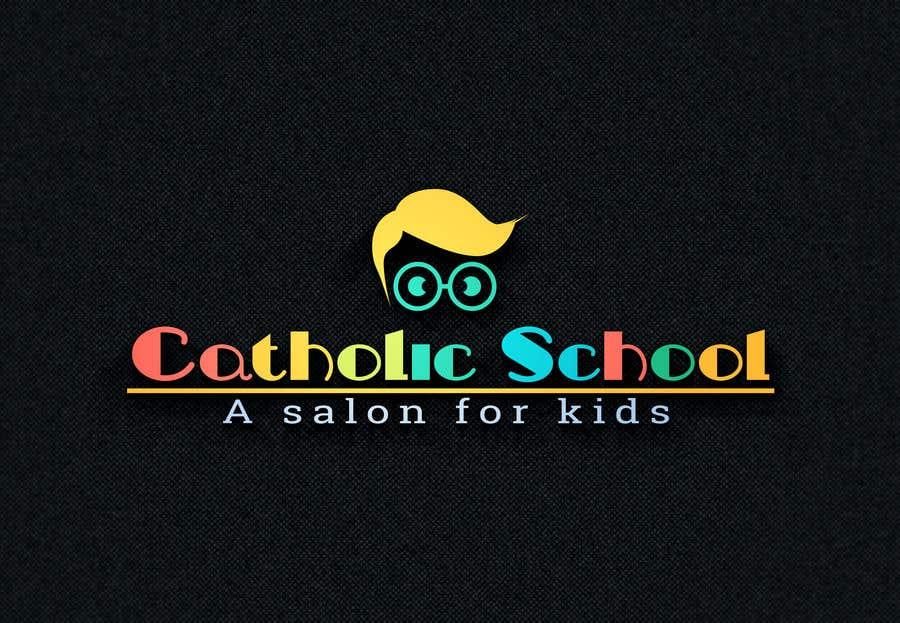 Bài tham dự cuộc thi #14 cho Recreate this Logo for  Catholic School