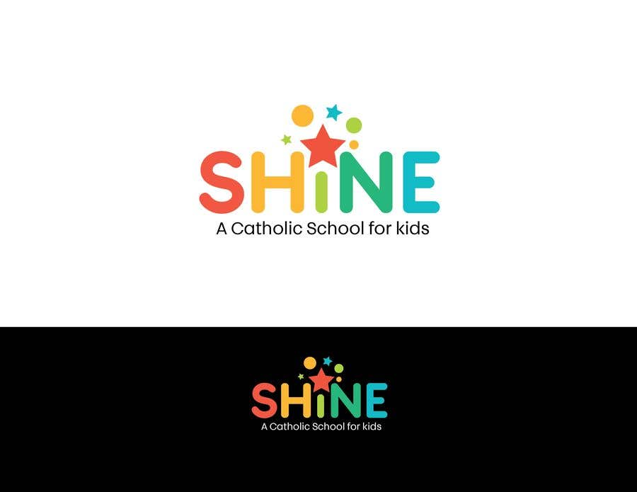 Contest Entry #15 for Recreate this Logo for  Catholic School