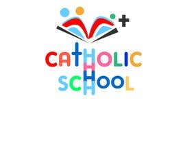 letindorko2 tarafından Recreate this Logo for  Catholic School için no 23