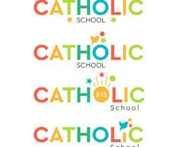 lalirizza tarafından Recreate this Logo for  Catholic School için no 9