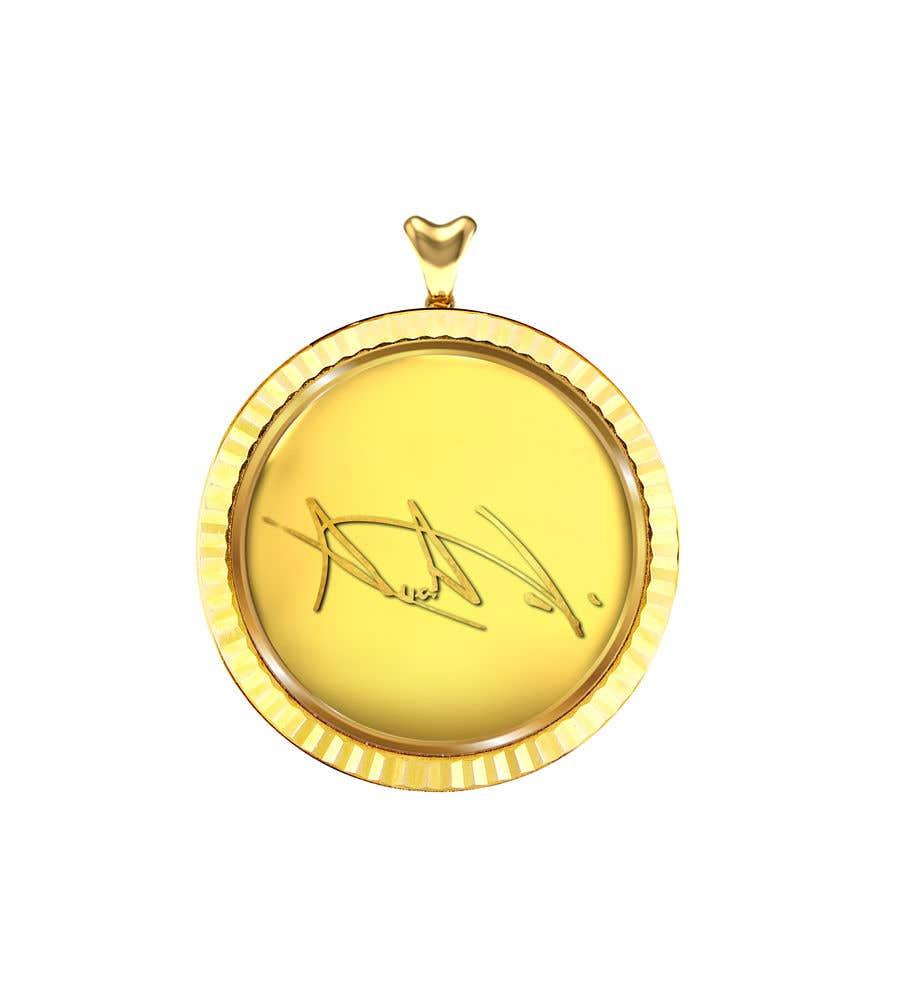 Penyertaan Peraduan #14 untuk Graphic Design of custom Jewelry