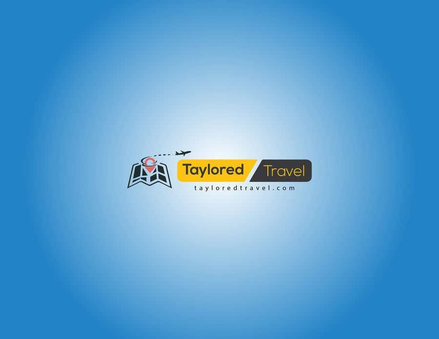 Kilpailutyö #245 kilpailussa Logo design for TayloredTravel.com