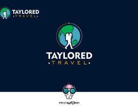 #266 para Logo design for TayloredTravel.com por GeorgeOrf