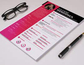 """#11 for """"Hire me art"""" Resume by graphicshero"""