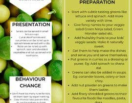 #28 cho Design a poster for wellcure - Make Your Child Love Greens. bởi nurshahiraazlin