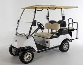 #12 for photoshop changes to golf cart by Umarwaseem639