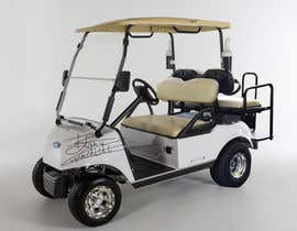 #4 for photoshop changes to golf cart by bhanuvashisht