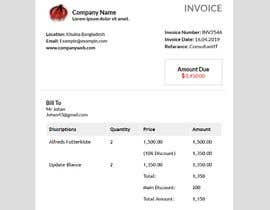 #23 for I need a responsive email invoice template by bappa85