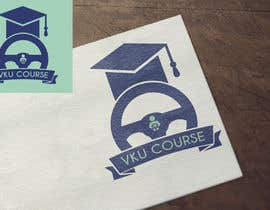 nº 52 pour Logo for car driving course Logo par Arif793
