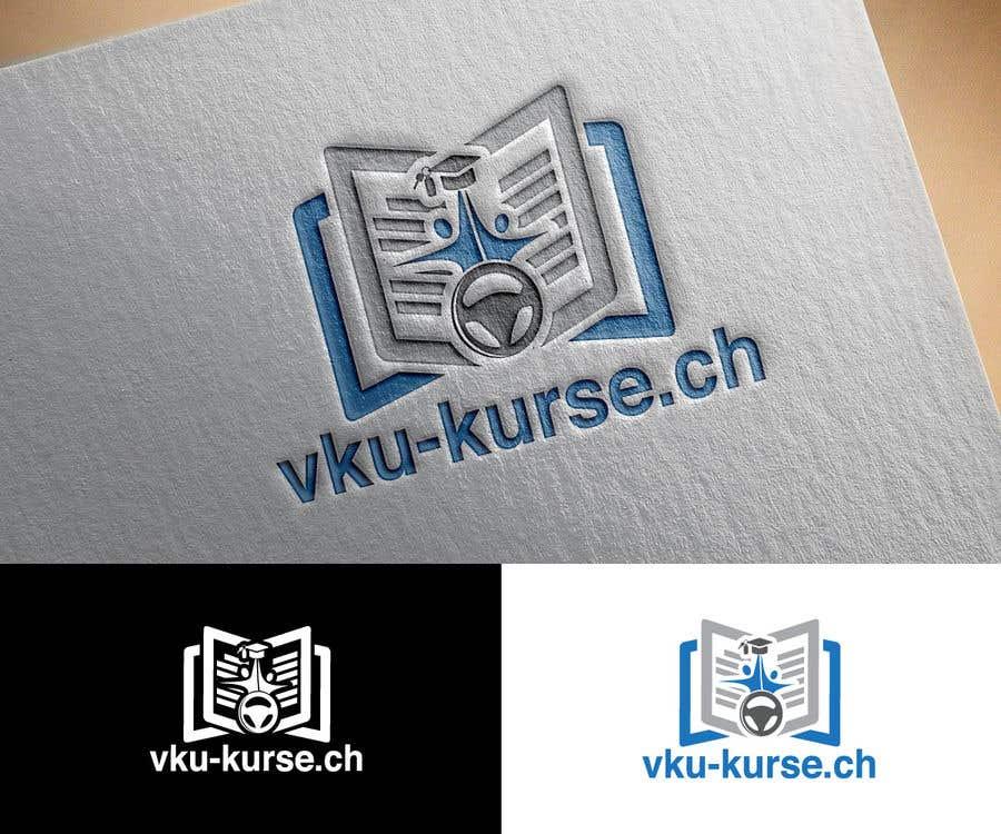 Proposition n°39 du concours Logo for car driving course Logo