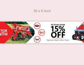 #25 for sales banner by shahabasvellila