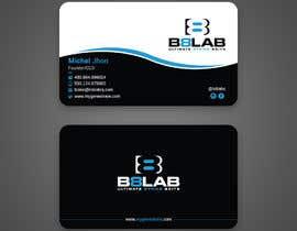 #2 for Business card design af Uttamkumar01