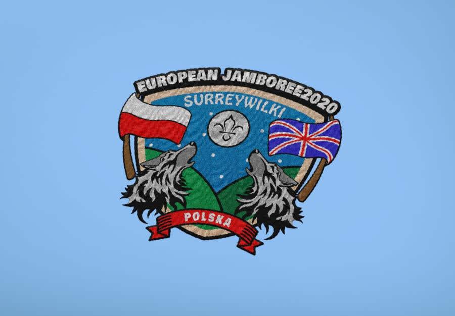 Bài tham dự cuộc thi #20 cho Logo design for scout troop