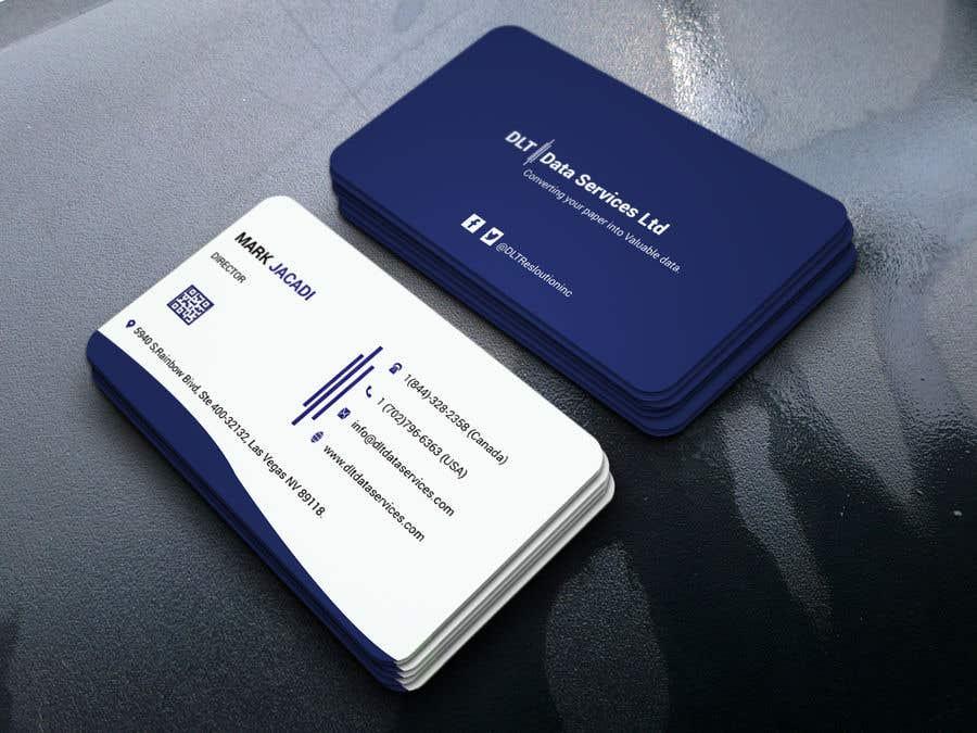 Bài tham dự cuộc thi #521 cho Create business card