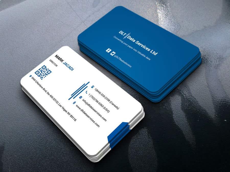 Bài tham dự cuộc thi #638 cho Create business card