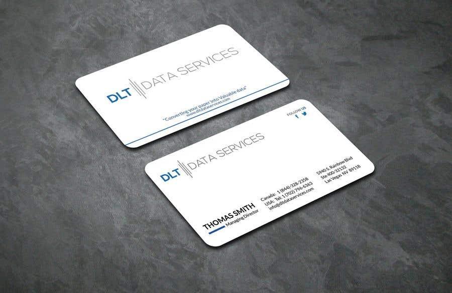 Bài tham dự cuộc thi #459 cho Create business card