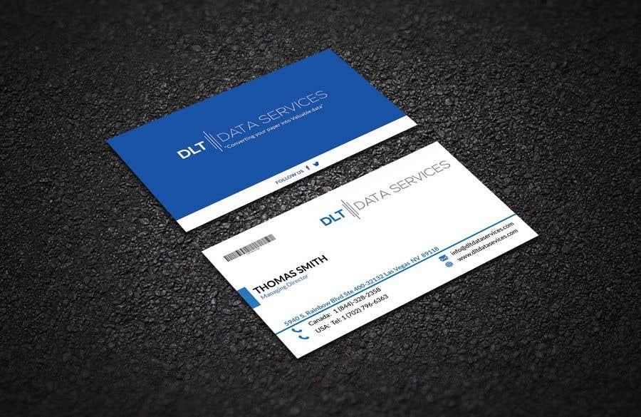 Bài tham dự cuộc thi #591 cho Create business card