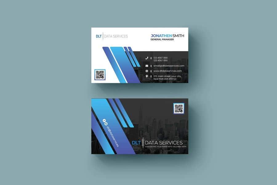 Bài tham dự cuộc thi #609 cho Create business card