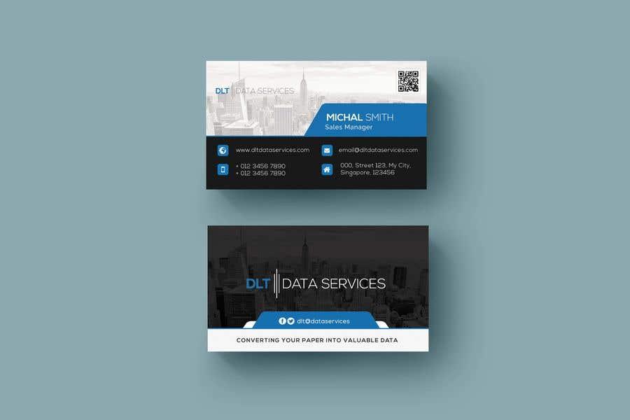 Bài tham dự cuộc thi #613 cho Create business card