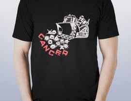 #43 for Beat Cancer shirt design af saviarsarkar