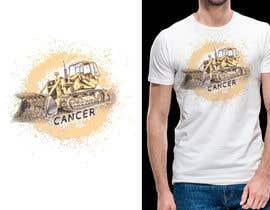 #18 for Beat Cancer shirt design af sajeebhasan177