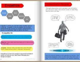 #23 untuk Empathy Field Notes Guide oleh Harosha33